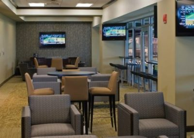 Football Stadium – Presidents Suite