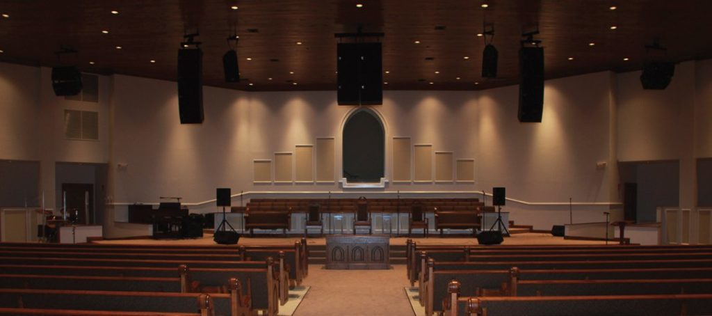 Mercy Missionary Baptist Church – Sanctuary1