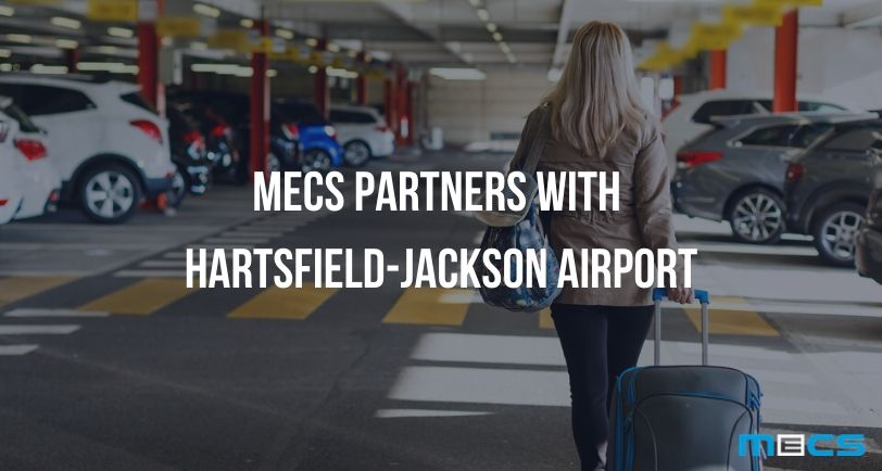 MECS Partners with Hartsfield-Jackson Airport to Deliver Industry-Leading Parking Guidance Technology